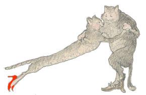 Tangocats site header image
